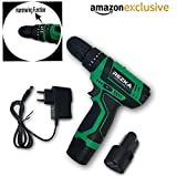 Tools Centre India First 3 Mode Cordless Screwdriver/Hammer Drill Machine
