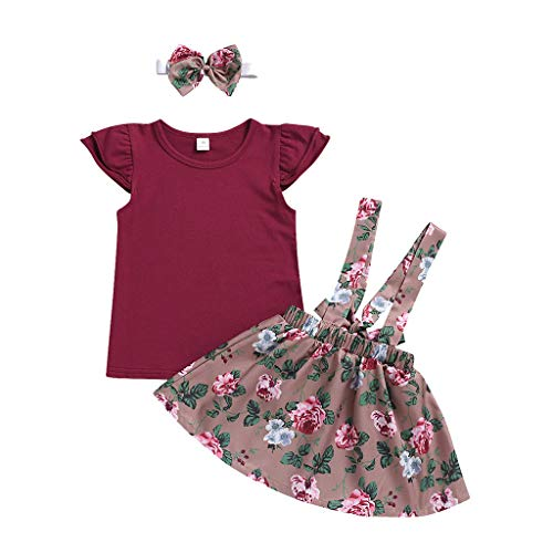 Butterem Neugeborene Baby Säugling Fotografie Stütze Kostüm Outfits Tutu Rock Outfits Blume Stirnband Set, Weiß Tag Tutu-outfit