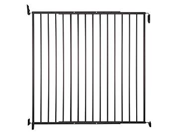 Vadigran Tom Outdoor Barrière pour Chien Noir H 105 cm