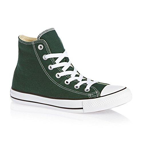 Converse Shoes Scarpa All Star Hi Canvas Seasonal (Xm33) Grün
