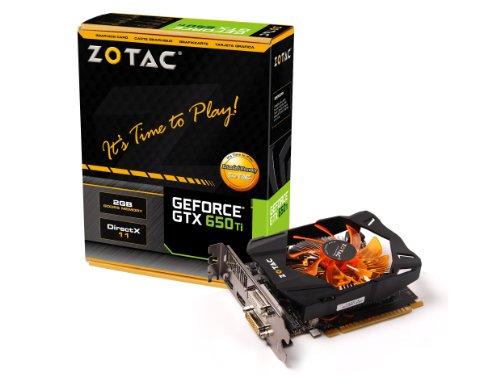 Zotac Geforce Gtx650 Ti 2gb Gddr5 Graphic Card