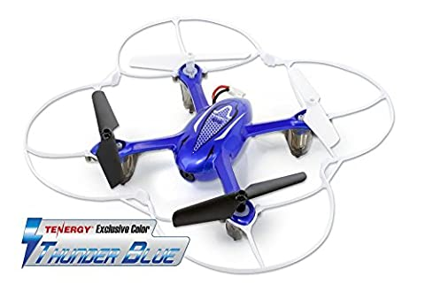 Roll over image to zoom in Tenergy Syma X11C 4 Channel 2.4Ghz RC Quadcopter with 2MP HD Camera (Tenergy Exclusive Thunder Blue)