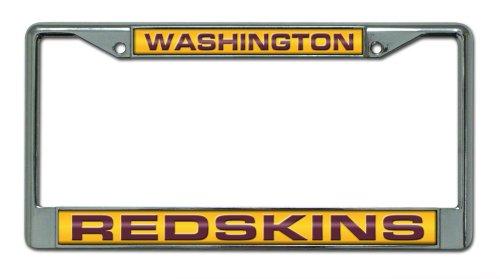 Rico NFL Laser-Chromrahmen, Washington Redskins Washington Nationals-laser