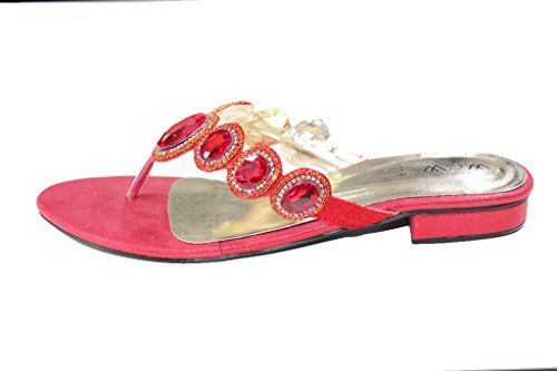Wear & Walk UK , Sandales pour femme 43 red