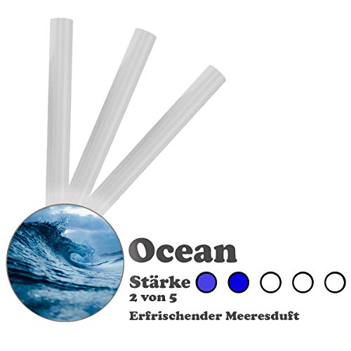 Profumi Per Auto Di Ricambio Per Deodorante Auto Aromaterapia Set da 3 ( Ocean )