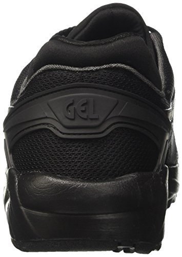 Asics Gel-Kayano Trainer Evo, Chaussures de Tennis Homme, Bianco Noir (Black / Black)