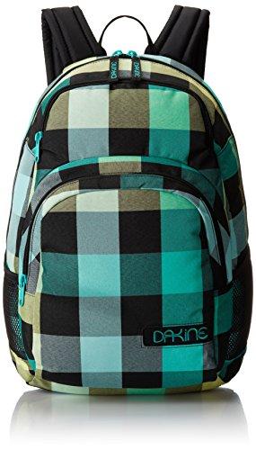 Dakine HANA Grün-Gelb-Schwarz 8210041-3655 Daypack Tagesrucksack Rucksack Schulrucksack 26 L
