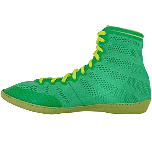 Adidas Adizero Varner Wrestling chaussures, Royal / blanc / noir, 4 M Us  Flash ...