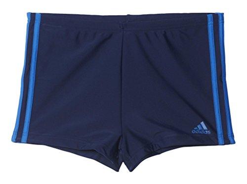 adidas Herren Badeshorts I 3S Boxer Collegiate Navy/Eqt Blue S16