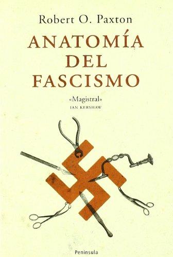 the anatomy of fascism paxton robert o