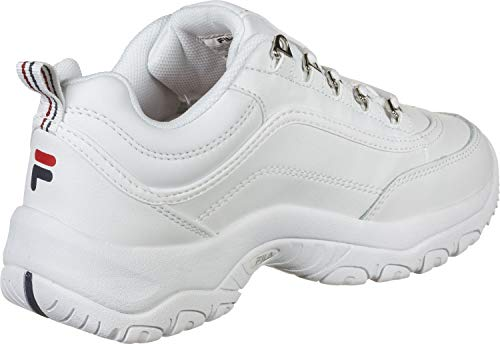 Fila Strada Low Wmn, Sneaker a Collo Alto Donna