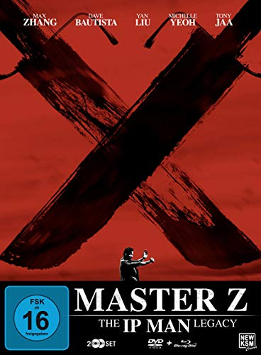 Master Z - The Ip Man Legacy - Special Edition [Blu-ray]
