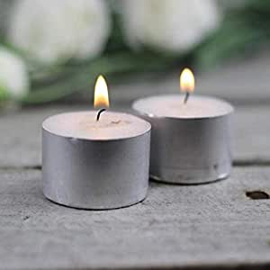 ThirteenKcanddle 9 Hours Burn Time Tealight Candles Home Spa Office Wedding