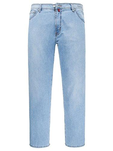 "Pierre Cardin Herren Jeans ""Deauville Summer Denim"" Regular Fit bleached"