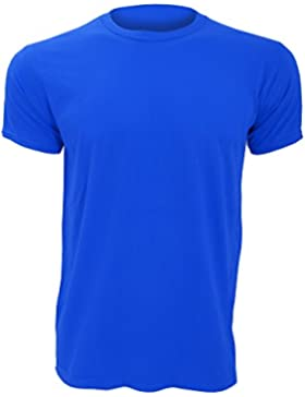Anvil- Camiseta Básica de manga corta fashion para hombre - Verano