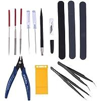 Homyl Profi DIY Modellbau Werkzeug Kit
