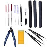 Homyl Profi DIY Modellbau Werkzeug Kit - VT-051