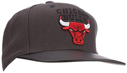 Preisvergleich Produktbild adidas Herren Kappe NBA Ballbrim Bulls Carbon S14 / Red-Sld,  One size