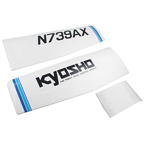 10786-01 - KYOSHO Tragflaeche EP Cessna Trainer
