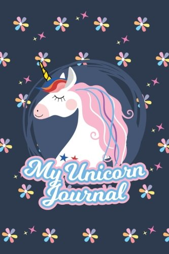 My Unicorn Journal: Blank Lined Notebook V58 por Dartan Creations