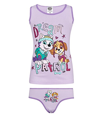 Paw Patrol Girls Underwear-Set 2 Pieces - Purple