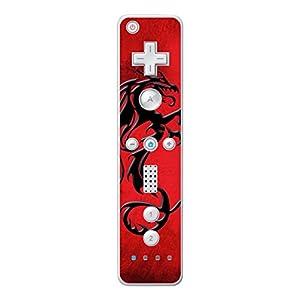 Disagu Design Skin für Nintendo Wii Controller – Motiv Drachen