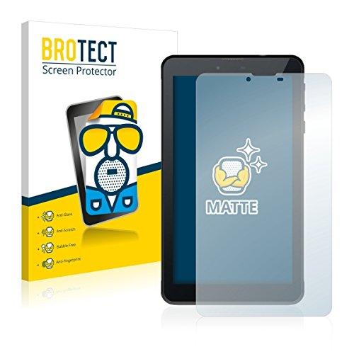 2X BROTECT Matt Bildschirmschutz Schutzfolie für Odys Rapid 7 LTE (matt - entspiegelt, Kratzfest, schmutzabweisend)