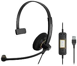 Sennheiser Culture Series Wideband Headset (SC30-USB-ML)