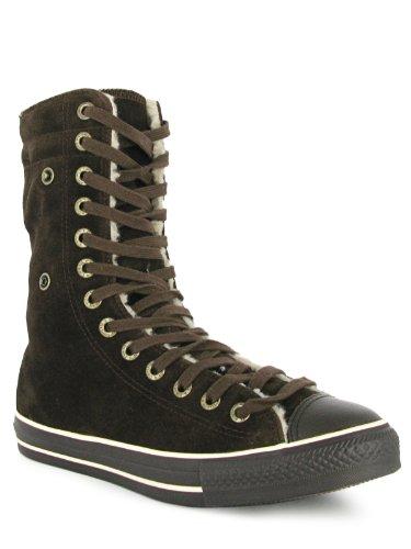 CONVERSE Schuhe - CT Knee HI - 111514 - chocolate, Größe:36.5 - Converse Stiefel