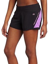 New Balance  - Pantalones cortos de running para mujer