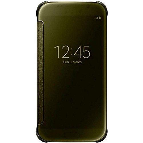 Samsung BT-EFZG920BF - Funda para Samsung Galaxy S6, color amarillo