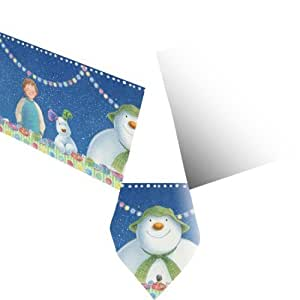 The Snowman and The Snowdog Tablecover