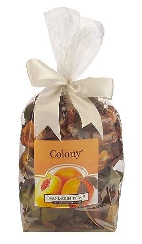 Raumduft Potpourri Mandarine - Pfirsich 180g