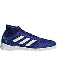 Adidas Predator Tango 18.3 In Zapatillas de fútbol Sala, Hombre, Azul/(Tinuni/Aerver/Vealre) 000, 44 EU
