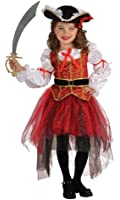 Princess of the Seas - Pirate - Childrens Fancy Dress Costume
