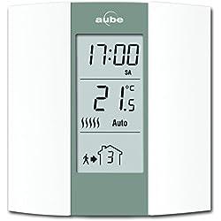 Honeywell Home TH136/U Thermostat programmable pour chaudière électrique, gaz et mazout, Blanc