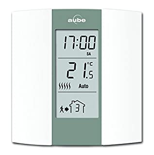 Honeywell Home TH136 Termostato programable-Aube, Crema y Gris (B0033ZTDYI)   Amazon Products