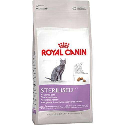 ROYAL CANIN Sterilised 37 Nourriture pour Chat 400 g
