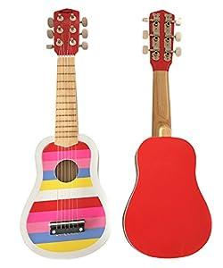 MAGNI-Guitarra de Rayas, 2710, Rosa