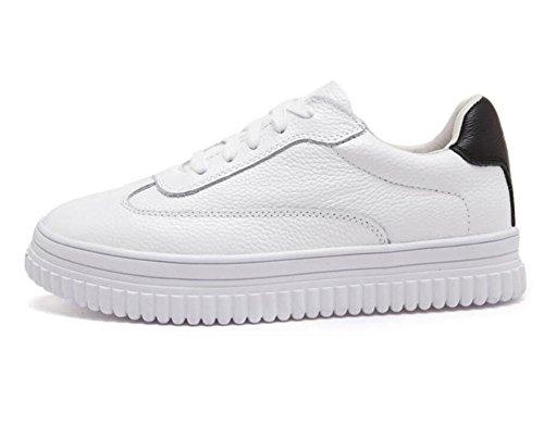 Scarpe casual sceglie i pattini autunno Ms. scarpe ascensore delle donne  dal fondo pesante è