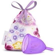 LadyCup Lila L(arge) Menstruationstasse groß