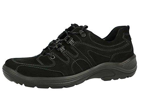 Rôdeur, 415010-337-001 hayo, chaussures à lacets pour homme noir Noir - Noir