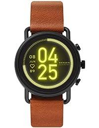 Skagen Smartwatch Pantalla táctil para Hombre de Connected con Correa en Piel SKT5201