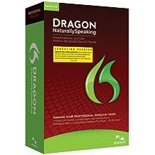Nuance Dragon NaturallySpeaking 12 Professional, EDU - Software de reconocimiento de voz (EDU Dragon NaturallySpeaking, 1024 MB, 1GHz Intel Pentium, 1.66GHz Intel Atom, Microsoft Internet Explorer 7, ENG, Education (EDU))