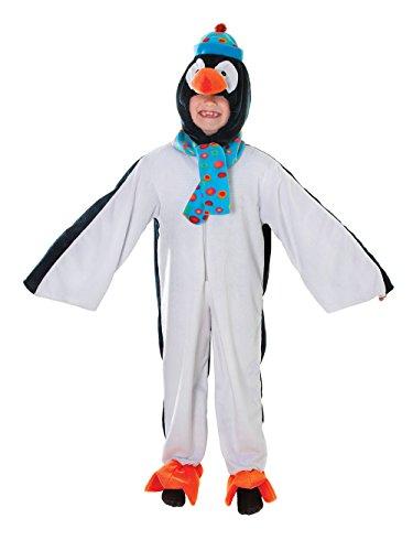 Pinguin - Kinder Kostüm - 128cm