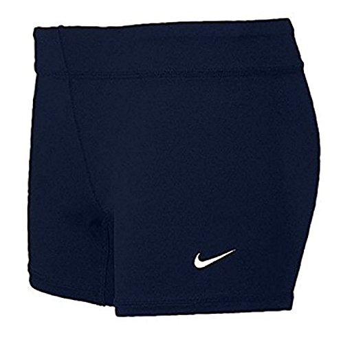 Nike Performance Women's Volleyball Game Shorts (Small, Navy)