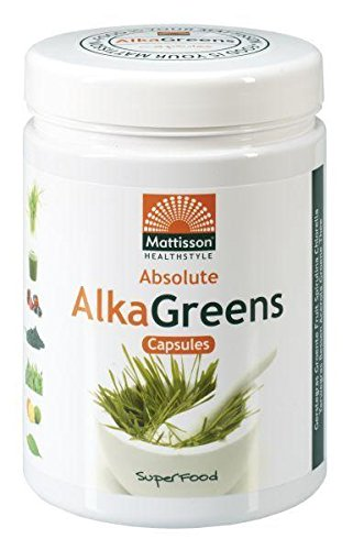 Absolute Alka greens 750 mg 240 Kapseln Bio