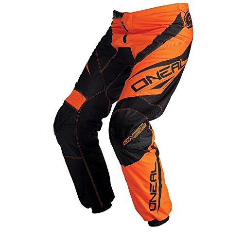 O\'Neal Element MX Hose RACEWEAR Orange Moto Cross Enduro Offroad Downhill MX DH FR, 0124R-4, Größe 30/46