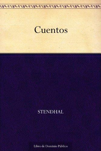 Cuentos por Stendhal
