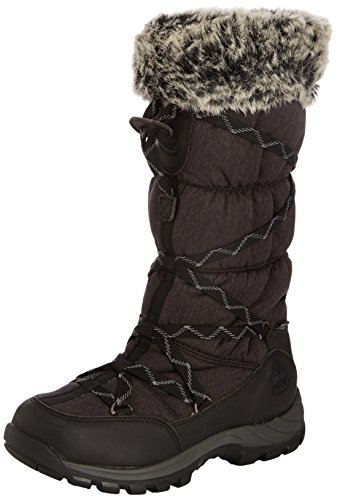 Timberland Chillberg Ftp_Over The Chill Wp Ins, Bottes femme Noir